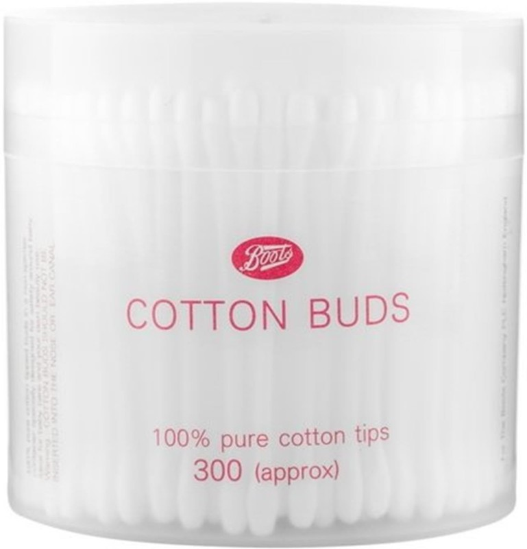 Boots Cotton Buds(300 Units)