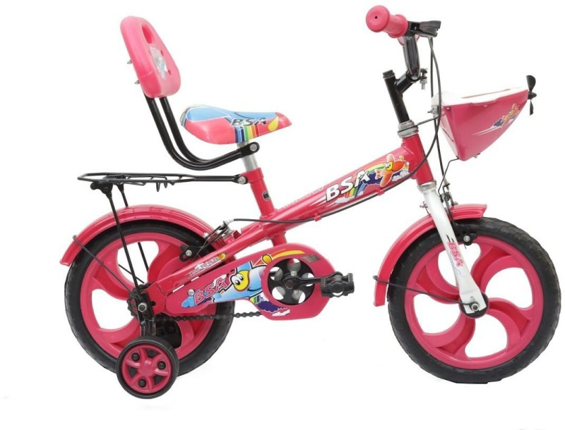 BSA TAILSPIN14PINK 14 T Road Cycle(Single Speed, Pink)