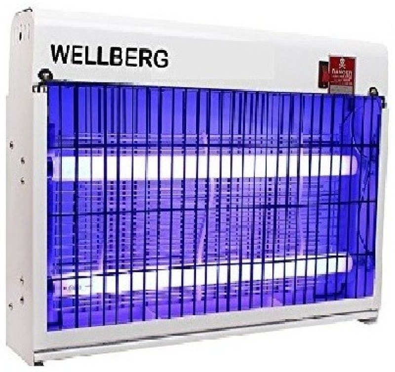 wellberg 20W MOSQUITO AND ALL INSECT KILLER WITH UV TUBE CATCHER ( 1 YEAR ) Electric Insect Killer(Lantern)