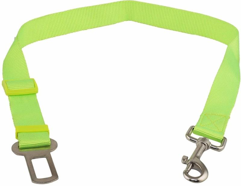 SRI Imported Adjustable Car Seat Belt for dog Pet Seat Belt(Medium)