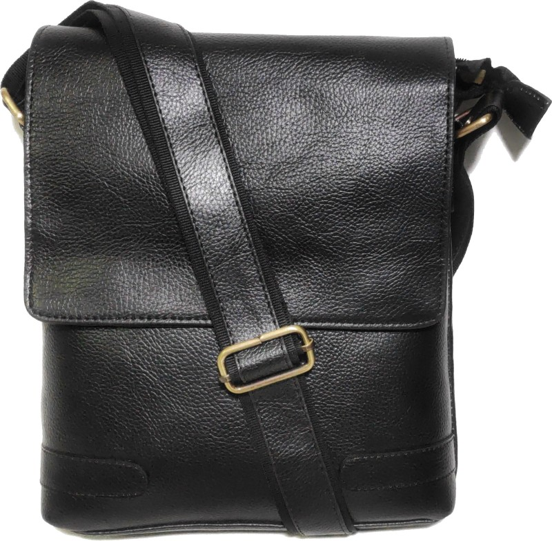 AZED Collections Black Sling Bag