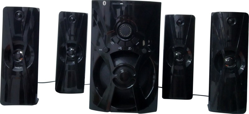 Reliable RBL-S-019 50 W Bluetooth Home Audio Speaker(Black, 4.1 Channel)