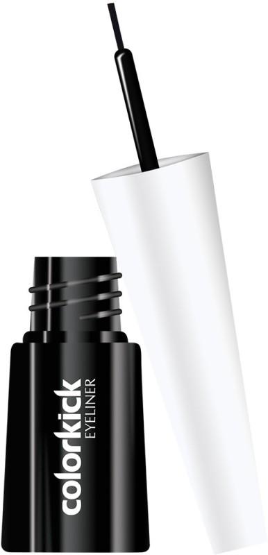 LOTUS HERBALS Colorkick Insta Shine Liquid Eyeliner 3.5 ml(Black)