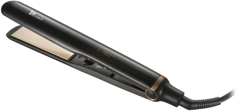 Syska HSP 1000i HSP 1000i Hair Straightener(Black)