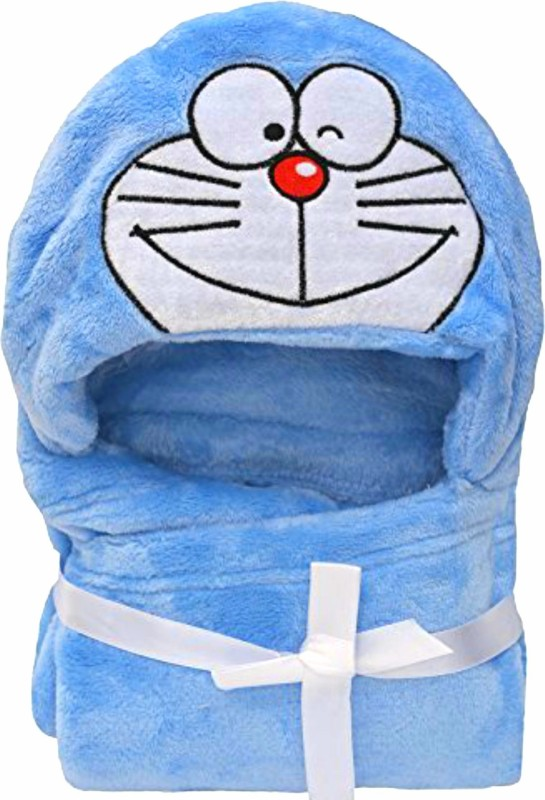 BRANDONN SKYBLUE Free Size Bath Robe(Bath Robe, For: Baby Boys & Baby Girls, SKYBLUE)