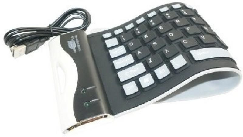 SACRO HSB_690K Bluetooth Multi-device Keyboard(Multicolor)