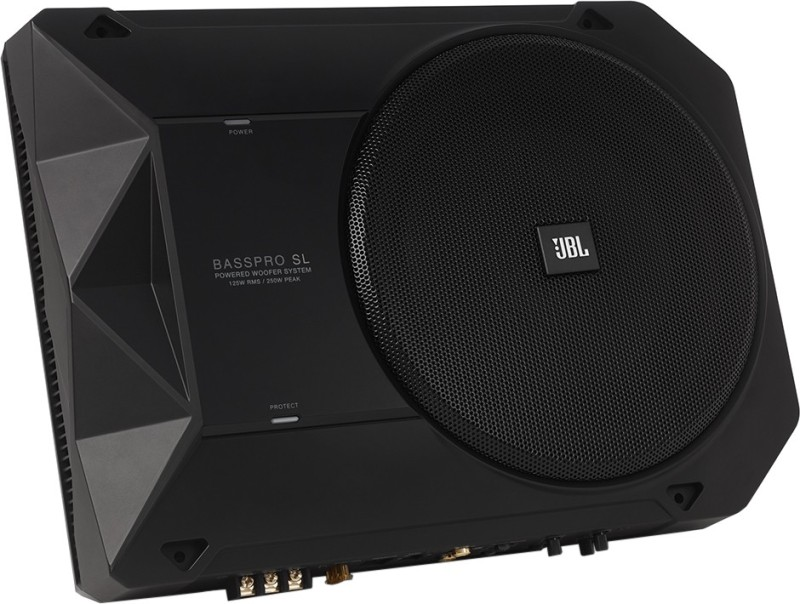 JBL Bass Pro SL Series Subwoofer(Powered , RMS Power: 125 W)