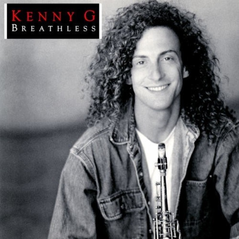 Breathless Mini CD Signature Edition(English - Kenny G)