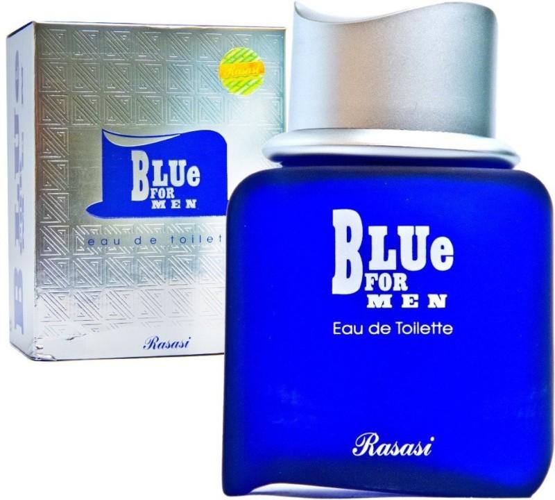 Rasasi Blue For Men (Made in UAE) Eau de Toilette - 100 ml(For Men)