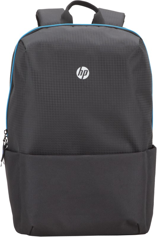 HP Titanium Backpack (Black) Laptop Bag(Black)