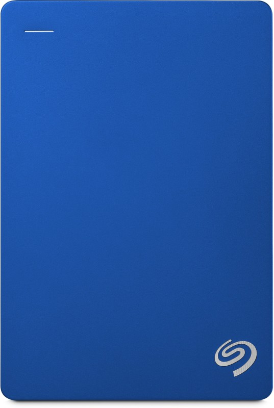 SEAGATE 5 TB External Hard Disk Drive(Blue)