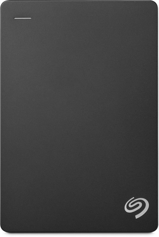 Seagate 5 TB Wired External Hard Disk Drive(Black)