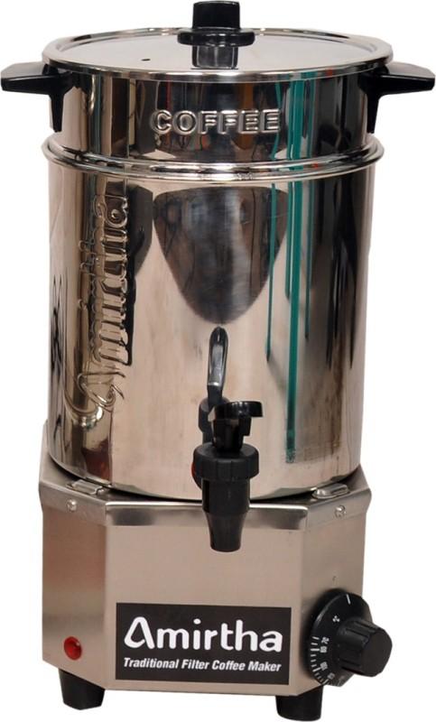 Amirtha TCF250 25 Cups Coffee Maker(Silver)
