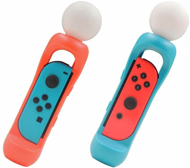 24x7eMall Somatosensory Controller for Nintendo Switch Joy-con, Suitable for Mario Tennis, Taiko and Other motion Nintendo Switch Games  Motion Controller(Multicolor, For PC)