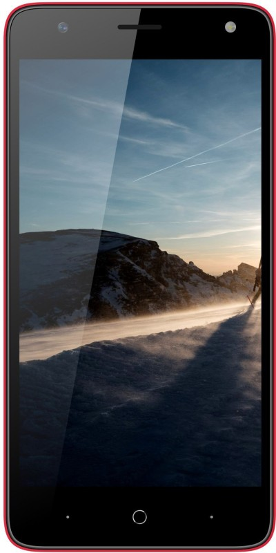 Micromax Bharat 4 Diwali Edition (Red, 8 GB)(1 GB RAM)