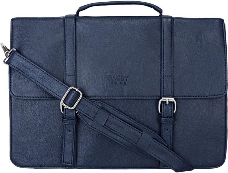 Bagsy Malone Men & Women Blue Messenger Bag