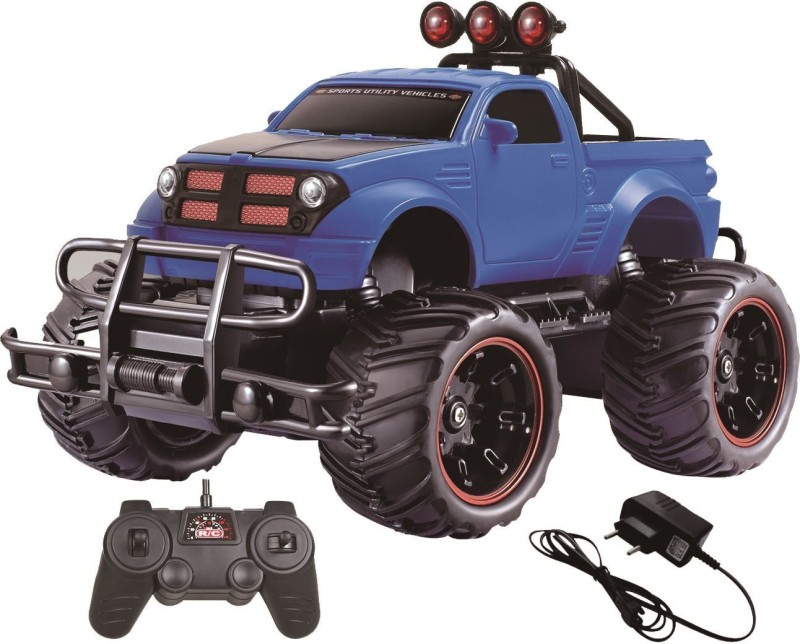 PENADIA 1:20 Off-Road Passion Mad Cross Country Racing Car, Blue(Blue)