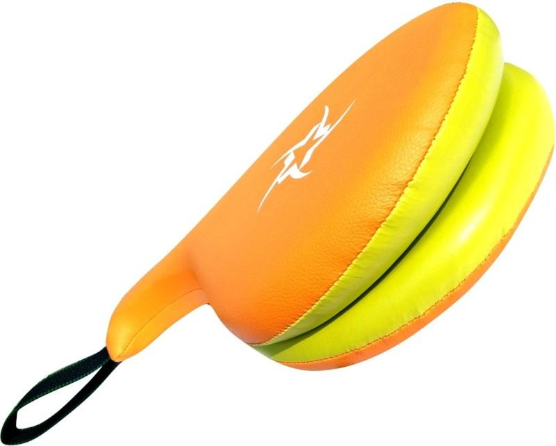 Gillz Sports Fan Pad Double Focus Pad(Orange, Yellow)