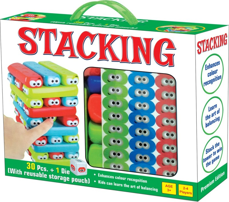 Sterling Stacking Tower(Green)