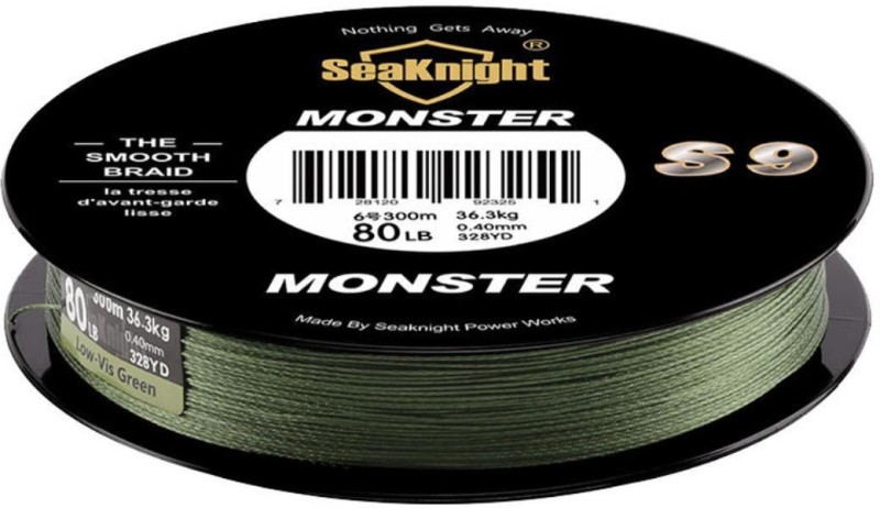 Yashus Braided Fishing Line(Green)