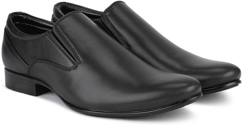Bata MORGAN SLIP ON Slip On For Men(Black)