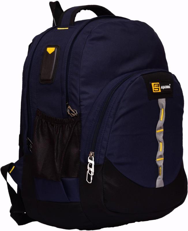 Al Jazeera 17 inch inch Laptop Backpack(Blue)