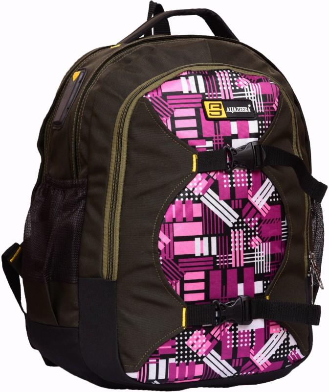 Al Jazeera 17 inch inch Laptop Backpack(Khaki)