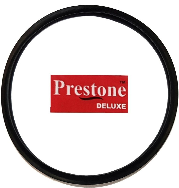 Prestone 7.5 Litres Outer Lid Pressure Cooker Gasket| Pack Of 3| 180 mm Pressure Cooker Gasket
