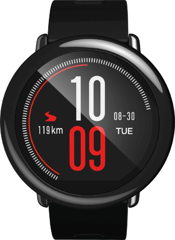 Huami Amazfit *** Smartwatch(Black Strap Regular)