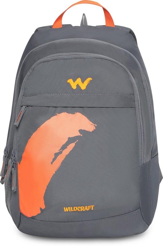 Wildcraft Seek 30 L Backpack(Orange, Grey)