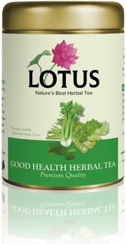 Lotus Good health Herbal Tea (50gm) Assorted Herbal Infusion Tin(50 g)