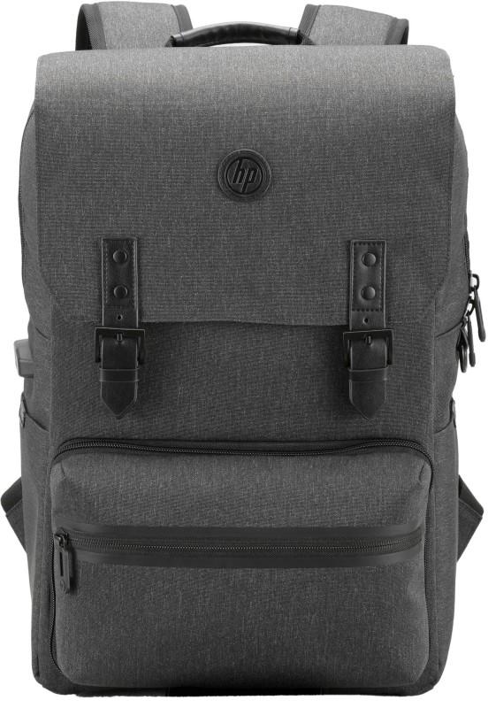 HP Millennial Backpack with Detachable Bag Laptop Bag(Ebony)