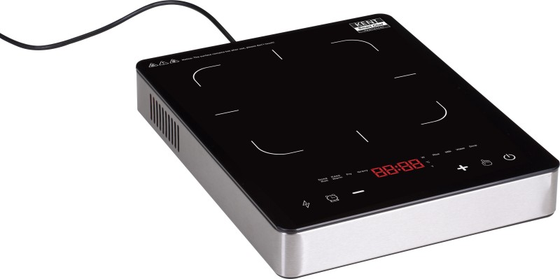 Kent 16034 Induction Cooktop(Black, Touch Panel)