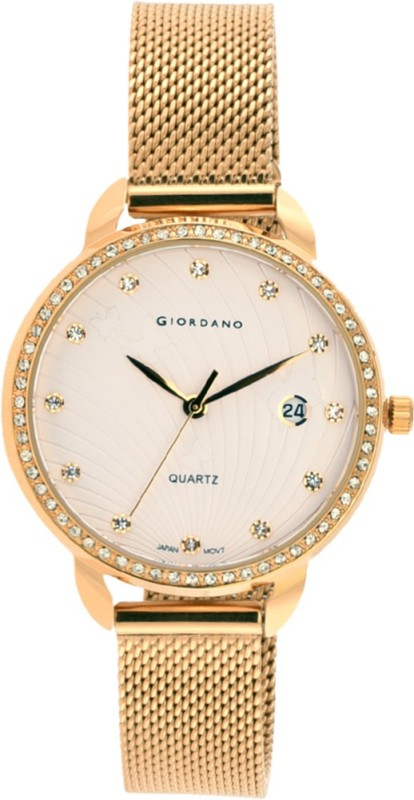 Giordano R4002-22 Analog Watch - For Women