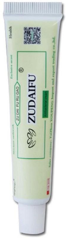ZUDAIFU Eczema Dermatitis Herbal Cream Treatment also for Skin Infections, Peeling Psoriasis(15 g)