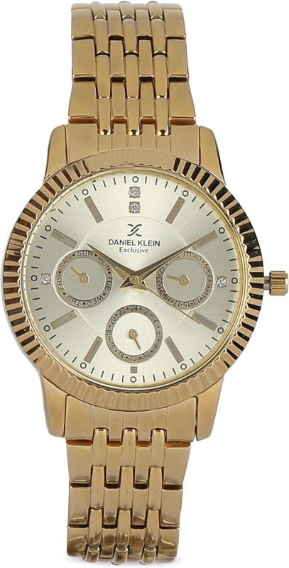 Daniel Klein DK10697-3 Watch - For Women