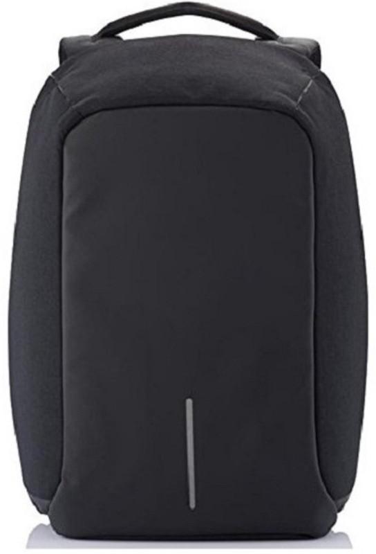 Yumato 15.6 inch Expandable Laptop Backpack(Black, Grey)