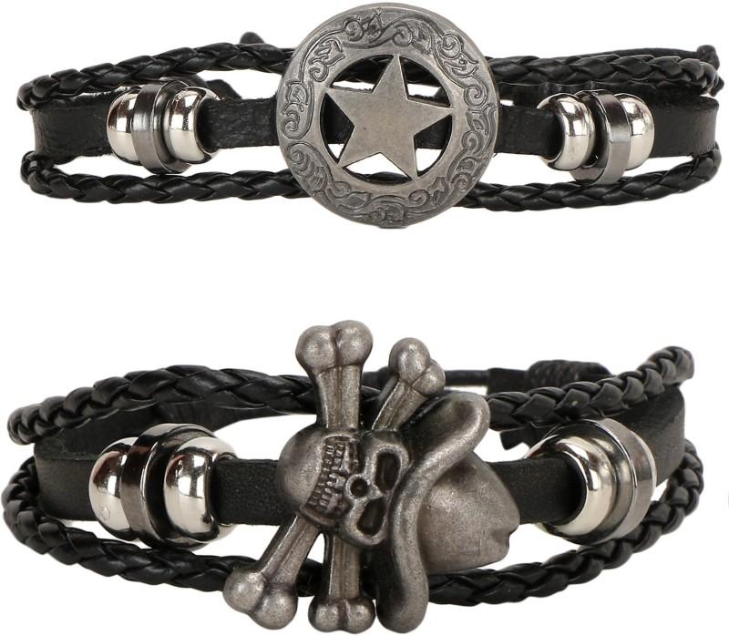 Skylofts Alloy Bracelet Set(Pack of 2)