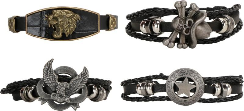 Skylofts Alloy Bracelet Set(Pack of 4)