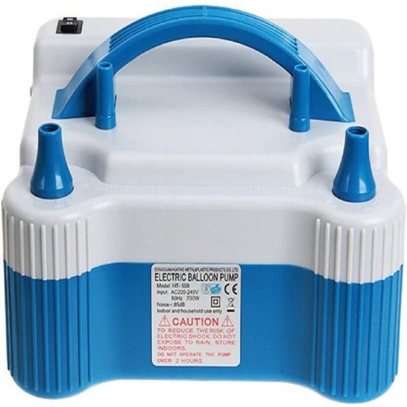 INDMART Blue Electric Balloon Pump - 800 g
