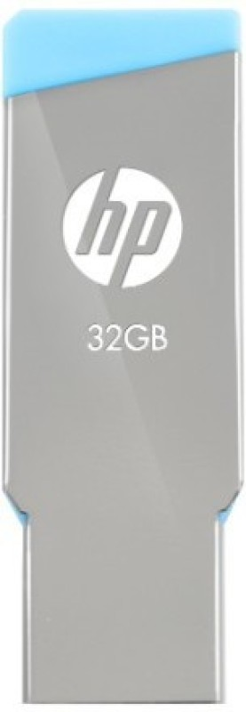 HP V301W 32 GB Pen Drive(Grey)