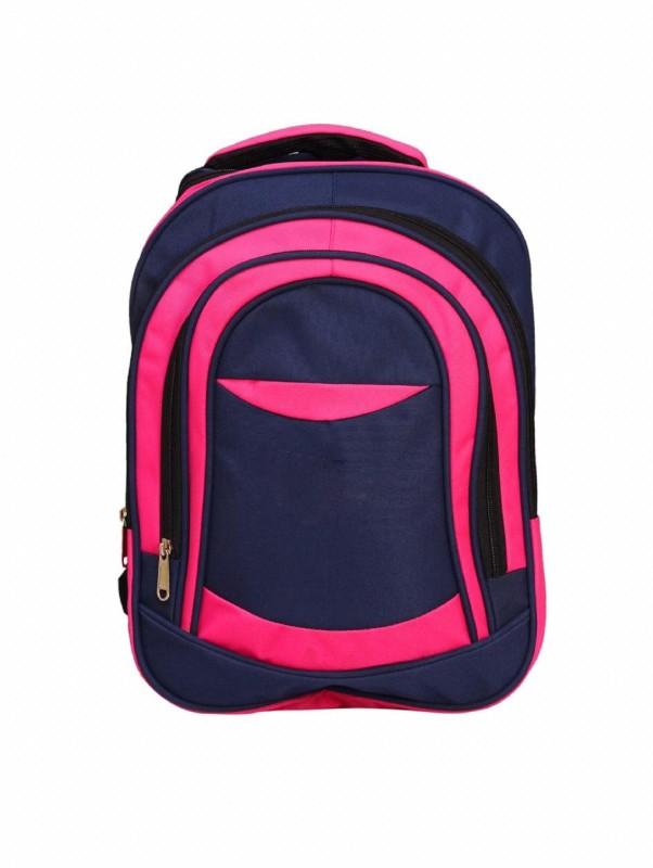 Kim Bag House smart Laptop Bag II Backpack II Multiuse bag 25 L 25 L Laptop Backpack(Pink)