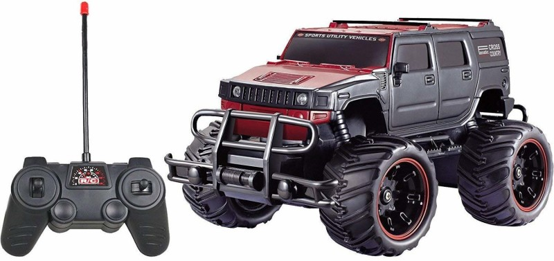 Praroop Pacific Toys Off-Road Passion 1:20 Monster Racing Car (Red)(Multicolor)