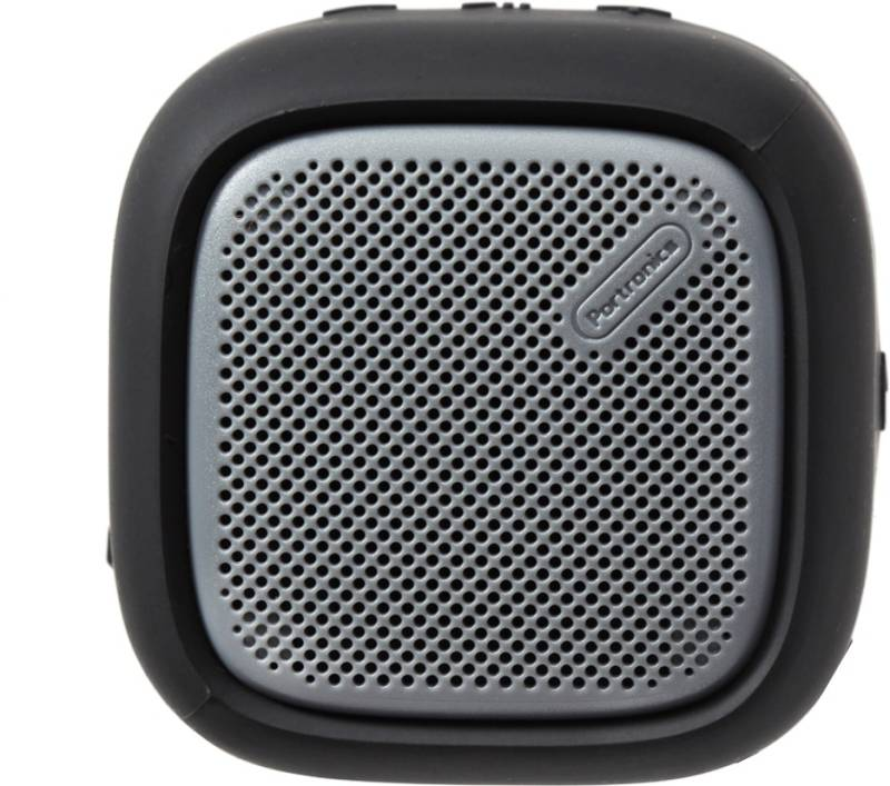 Portronics POR-939 Portable Bluetooth Speaker with FM (Black) 5 W...