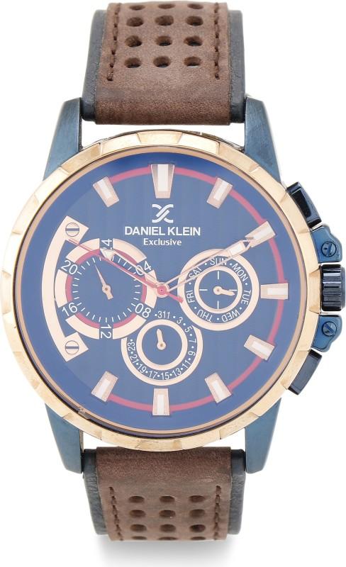 Daniel Klein DK11123-2 Watch - For Men