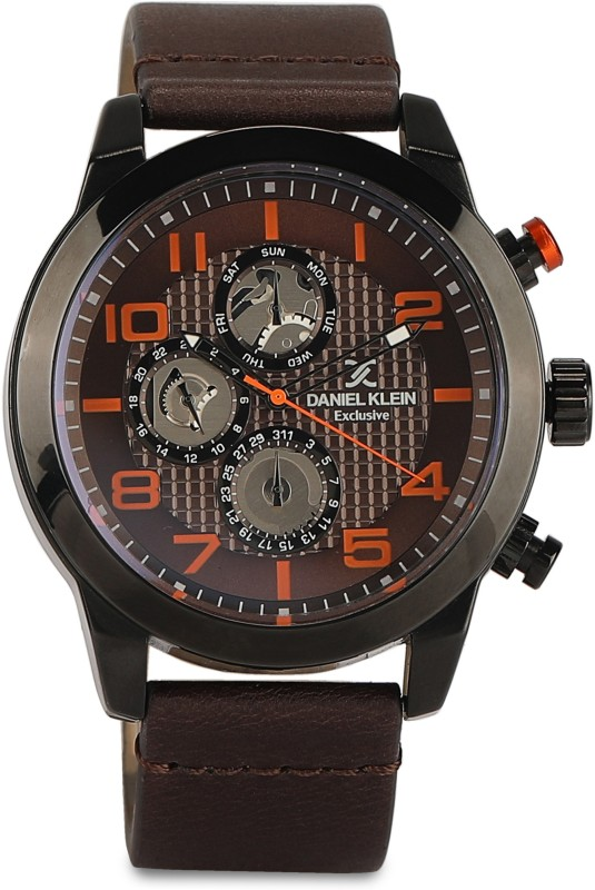 Daniel Klein DK11281-2 Watch - For Men