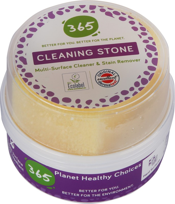 365 Cleaning Stone, ECOLABEL, non toxic chemical-free cleaner Dishwash Bar(400 g)