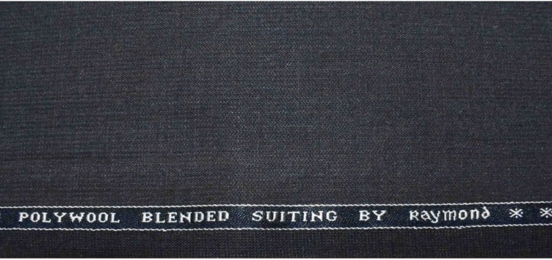 Raymond Pure Wool Solid Trouser Fabric(Unstitched)