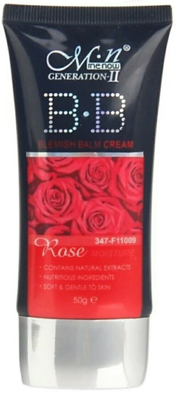 Menow ORIGINAL IMPORTED HIGH QUALITY ROSE FOUNDATION 38ML FOR ALL SKIN TONE. Foundation(RED, 38 ml)