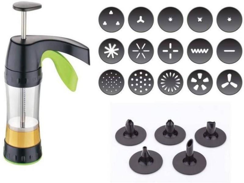 ZEK Set of 20 Pattern Discs Kitchen Press